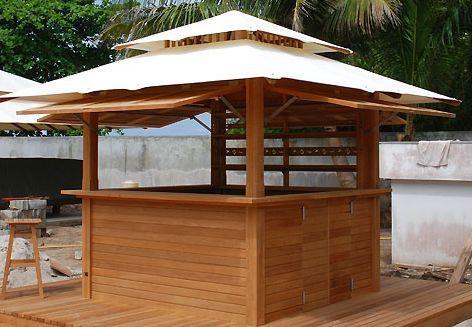 Honeymoon - Sommerküche-Honeymoon-Ti-Bar