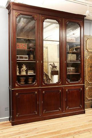 Galerie Jérôme Pla - Bibliothek-Galerie Jérôme Pla-Bibliothèque Louis XVI