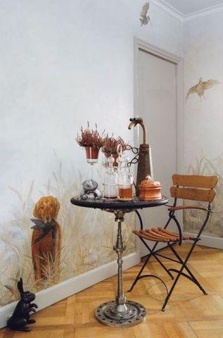 Fabienne Colin - Wanddekoration-Fabienne Colin