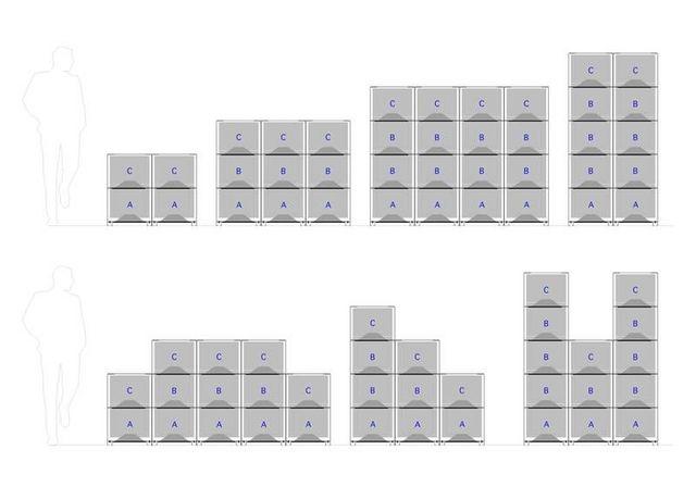 TEEBOOKS - Regal-TEEBOOKS-Cube C