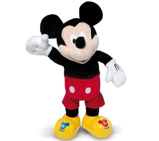 IMC TOYS - Stofftier-IMC TOYS-Mickey story teller