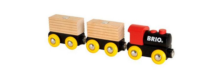 BRIO - Eisenbahn in kleinerem Format-BRIO-tradition