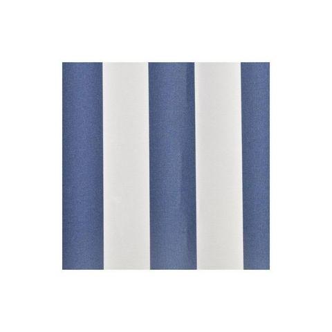 WHITE LABEL - Markise-WHITE LABEL-Store banne manuel de jardin rétractable 3 x 2,5 m auvent tonnelle pavillon