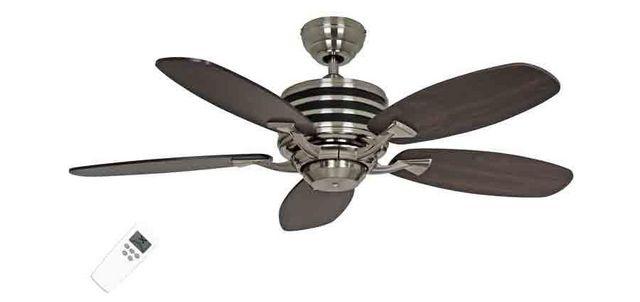 Casafan - Deckenventilator-Casafan-Ventilateur de plafond moderne Eco Gamma, 103 Cm v