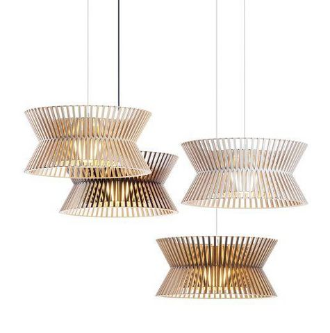 Secto Design - Deckenlampe Hängelampe-Secto Design-Kontro 6000