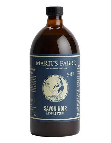 MARIUS FABRE - Schwarze Seife-MARIUS FABRE-savon noir à l'huile d'olive
