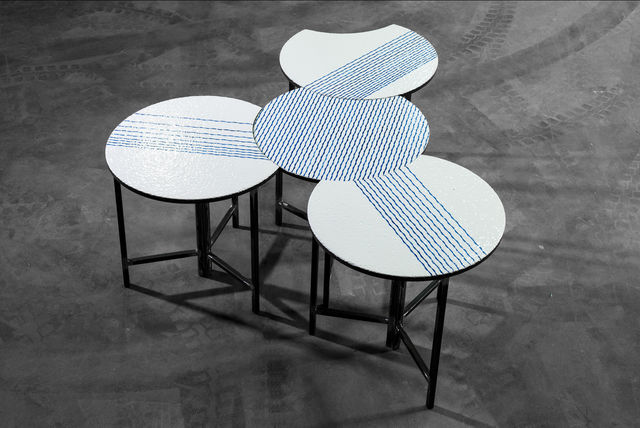 MADE A MANO - Rosario Parrinello - Originales Couchtisch-MADE A MANO - Rosario Parrinello-MAKE'