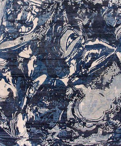 J.D. STARON - Moderner Teppich-J.D. STARON-Amulet
