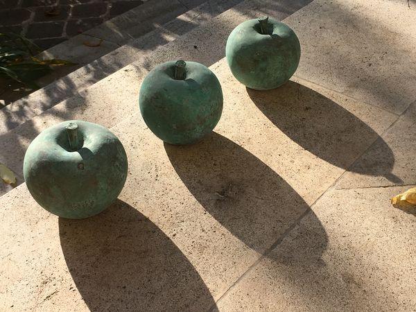 LA VILLA HORTUS - Dekorationsfrucht-LA VILLA HORTUS-apple bronze-
