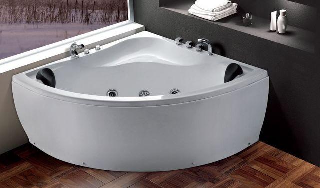 ITAL BAINS DESIGN - Whirlpool Eckbadewanne-ITAL BAINS DESIGN-K1080