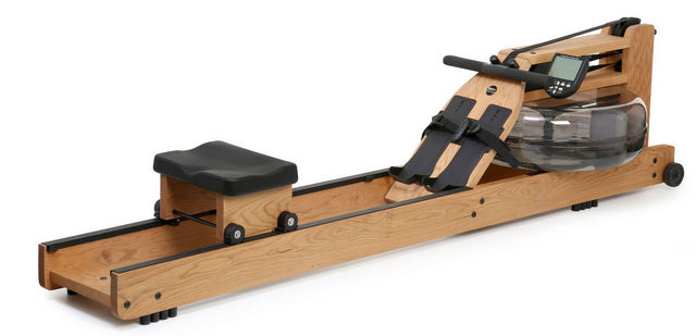 WaterRower - Rudergerät-WaterRower-Oxbridge Merisier