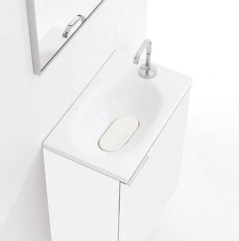 Thalassor - Handwaschbecken-Thalassor-Flyer 50 Bianco