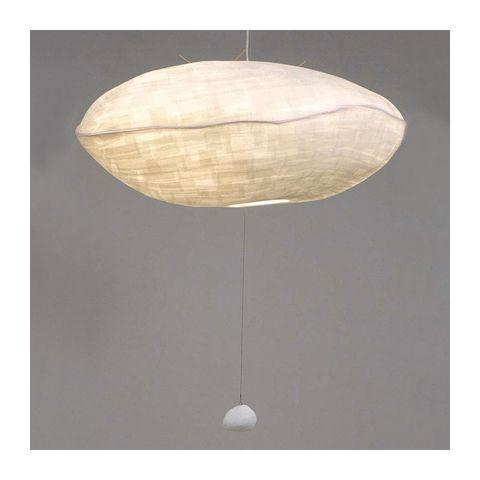 Celine Wright - Deckenlampe Hängelampe-Celine Wright-CUMULUS - suspension en papier japonais 80 cm