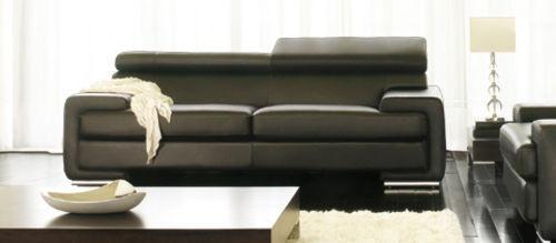 Canapé Show - Sofa 2-Sitzer-Canapé Show-Canap? 2pl. Grand luxe. Cuir 2.5mm