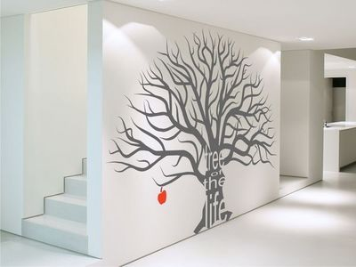 Decoratessen - Sticker-Decoratessen-El arbol de la vida