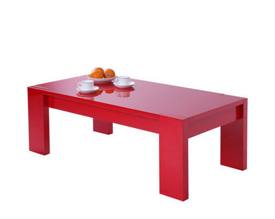 Miliboo - Rechteckiger Couchtisch-Miliboo-LILOU Table basse