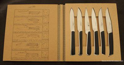 Fontenille Pataud - Steak-Messer-Fontenille Pataud-Lames de France