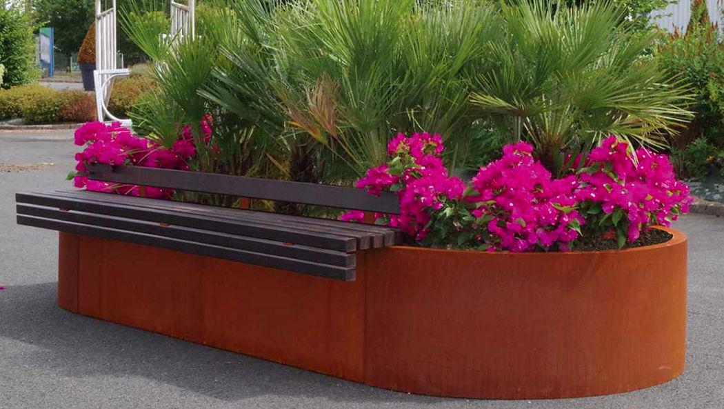 ATECH Jardinera urbana Mobiliario urbano Jardín Diverso  |