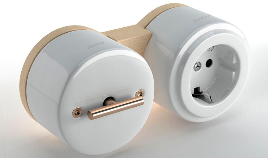 Heure Industrielle Interruptor Electricidad Iluminación Interior  |