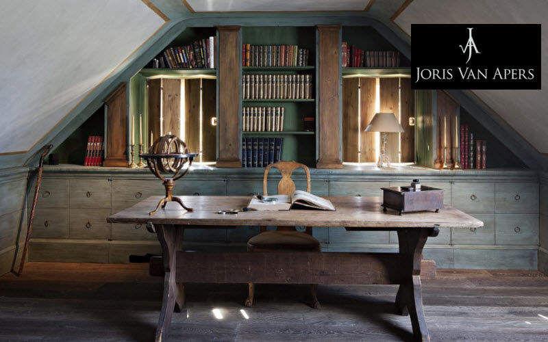 JORIS VAN APERS Mesa de despacho Mesas y escritorios Despacho Despacho | Rústico