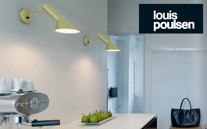 Louis Poulsen lámpara de pared Lámparas y focos de interior Iluminación Interior Cocina   Design Contemporáneo