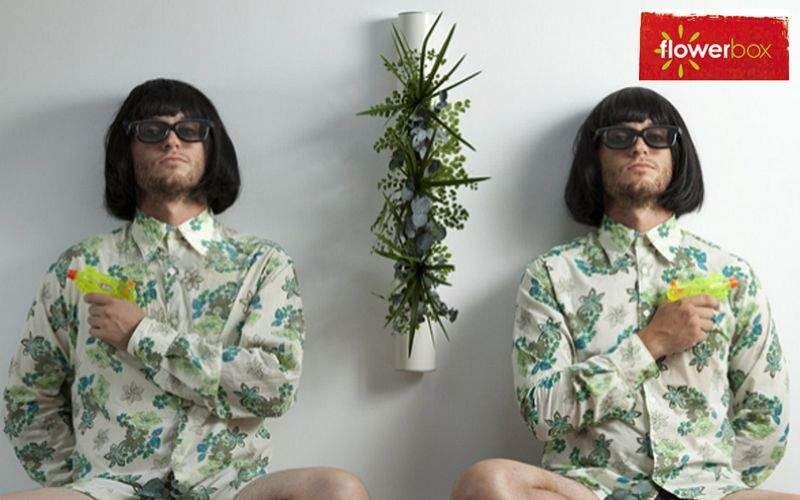 FLOWERBOX Jardinera colgante Jardineras Jardín Jardineras Macetas  |