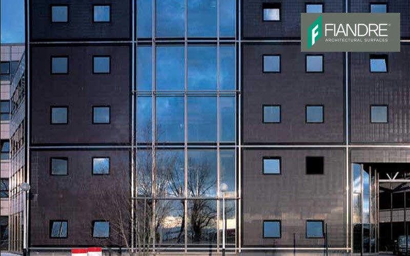 XTRA FIANDRE Decoración para fachada Muros exterior Paredes & Techos Espacios urbanos | Design Contemporáneo