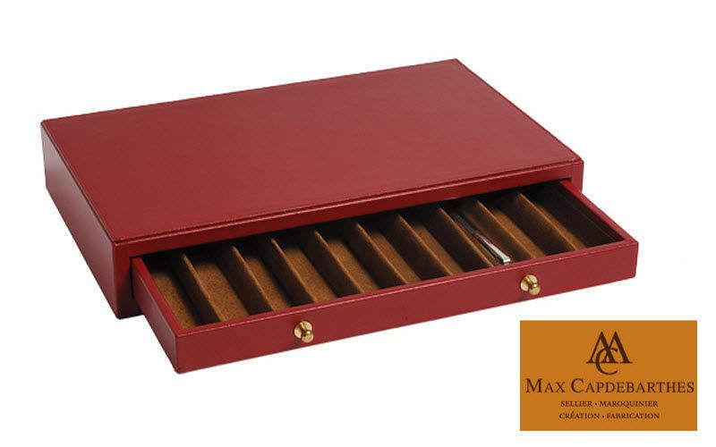 Max Capdebarthes Caja de bolígrafos Archivadores y clasificadores Despacho  |