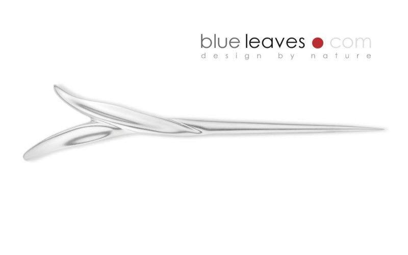 Blue Leaves Picos a aceitunas Utensilios para preparar cócteles-aperitivos Mesa Accesorios   