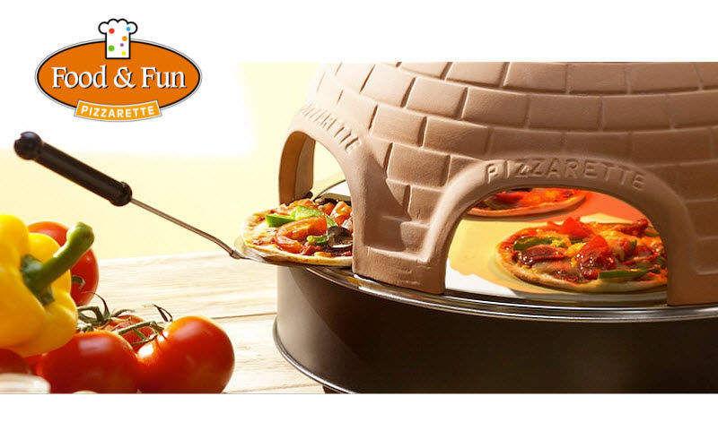 Food & Fun Horno para pizza Aparatos de cocción varios Cocción  |