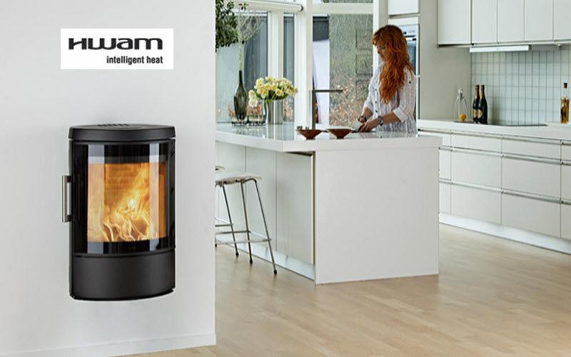 Hwam Estufa de madera Estufas e instalaciones de calefacción Chimenea  |