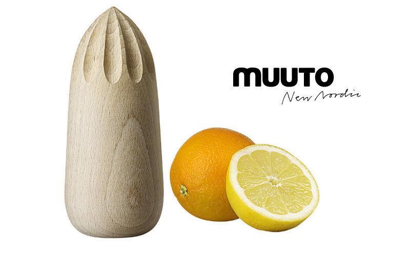 MUUTO Exprimidor de limones Accesorios para machacar y triturar Cocina Accesorios  |