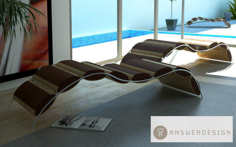 ANSWERDESIGN Chaise longue Tumbonas Asientos & Sofás  |
