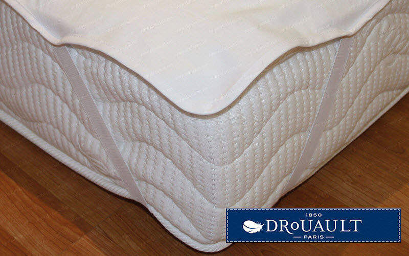 Drouault Protección para colchón Protectores de cama Ropa de Casa  |