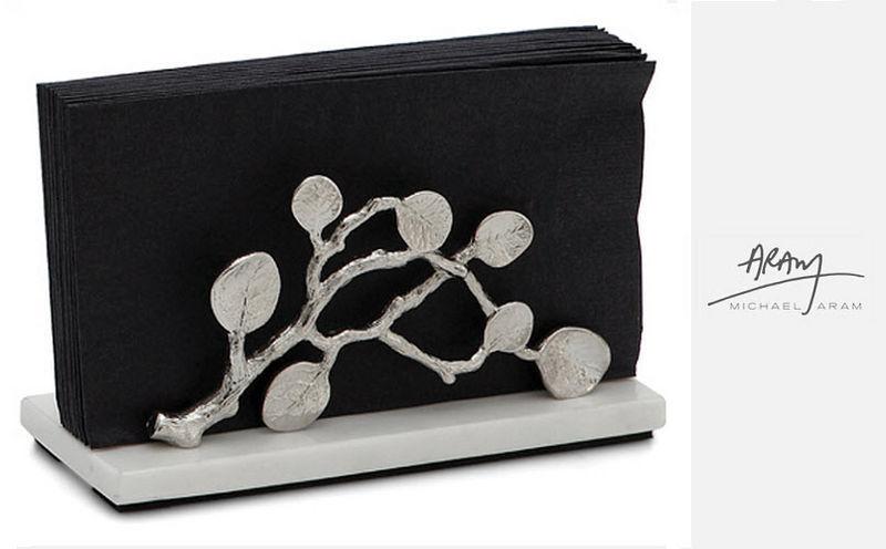 Michael Aram Servilletero para servilletas de papel Set de accesorios de mesa Mesa Accesorios  |