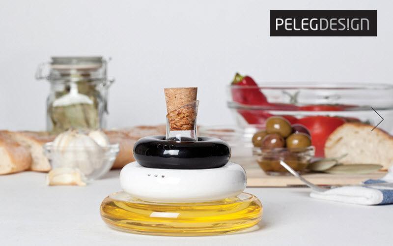 PELEG DESIGN Set para condimentos Portaespecias & portacondimentos Mesa Accesorios  |