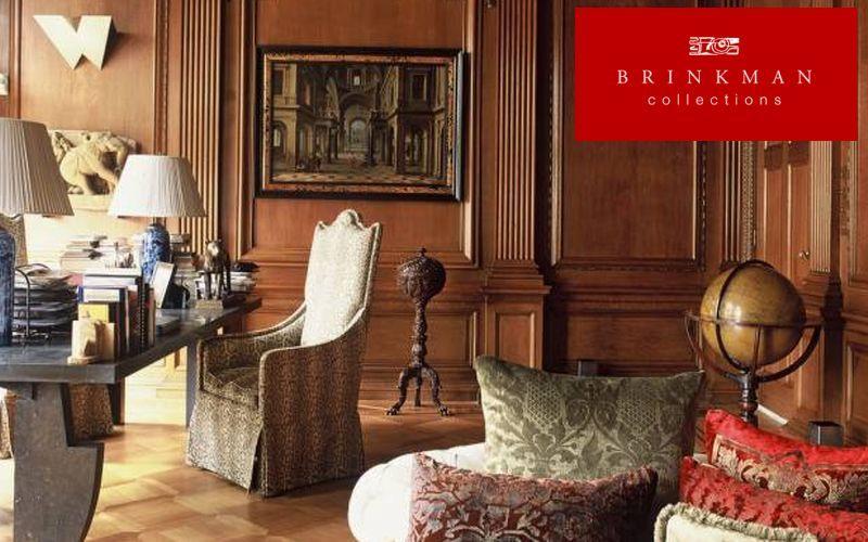 Brinkman Collections Tejido estampado Telas decorativas Tejidos Cortinas Pasamanería   