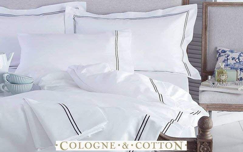 Cologne & Cotton Sábana Sábanas Ropa de Casa  |