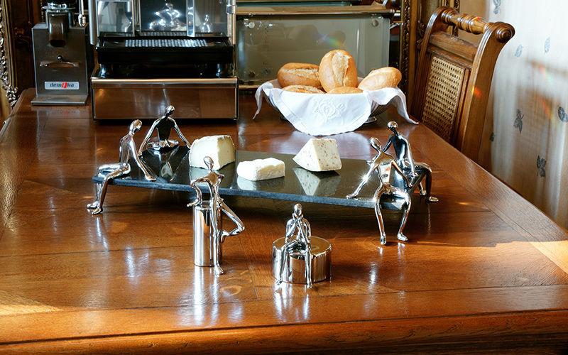 PULSAÏ MUKUL GOYAL Tabla de quesos Platos Vajilla  |