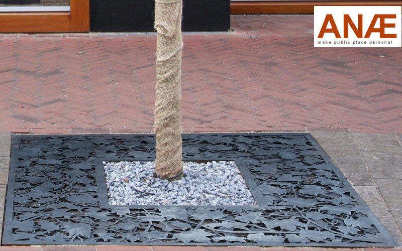 ANAE Reja para arbol Mobiliario urbano Jardín Diverso  |
