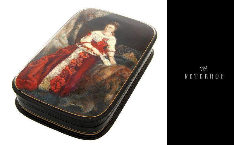 PETERHOF Caja decorativa Cajas decorativas Objetos decorativos   
