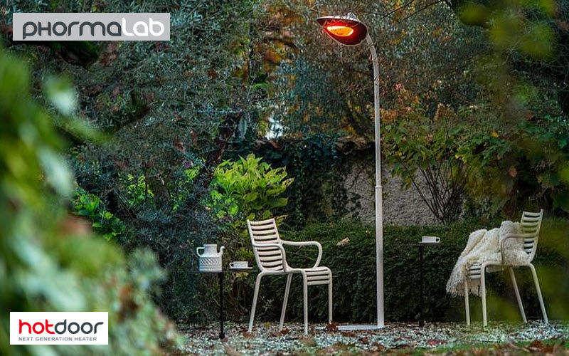 PHORMALAB Caleffación eléctrica para terraza Calefacción de exterior Jardín Diverso  |