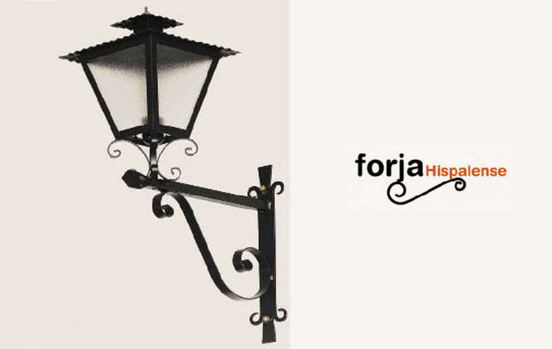 Forja Hispalense Linterna de colgador Linternas de exterior Iluminación Exterior  |