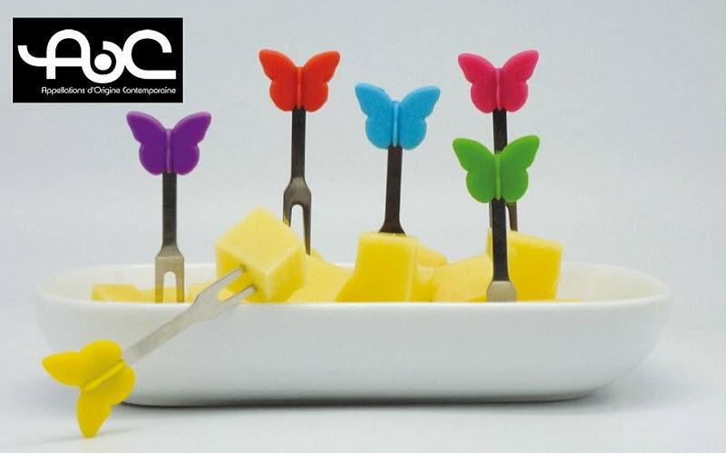 AOC Appellation d'Origine Contemporaine Palillos para aperitivo Tijeras & pinzas Mesa Accesorios  |