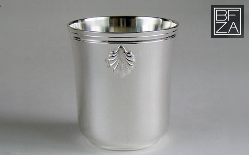 MG et MONTIBERT Vaso metálico Vasos Cristalería  |