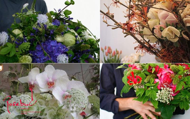 ROSEBUD FLEURISTES Composición floral Composiciones florales Flores y Fragancias   