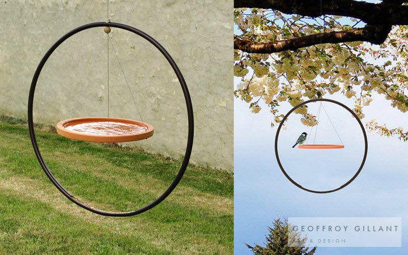 GEOFFROY GILLANT Comedero de pájaros Ornamentos de exterior Jardín Diverso  |