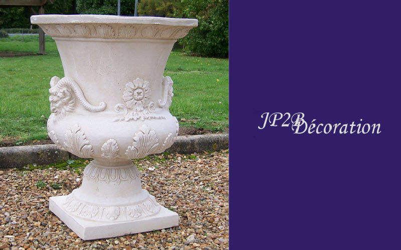 JP2B DECORATION Jarrón Medicis Macetas de jardín Jardín Jardineras Macetas    