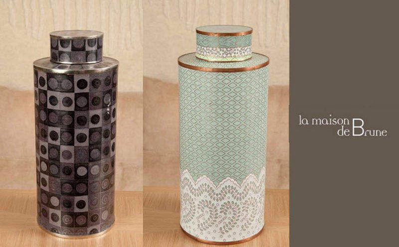 La maison de Brune Lata de té Recipientes y contenedores de conservas (tarros-botes-frascos) Cocina Accesorios  |