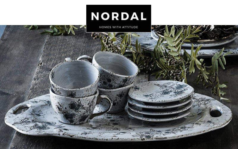 Nordal Taza de té Tazas Vajilla   